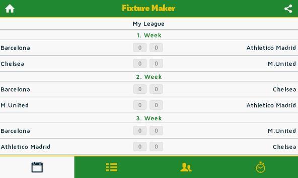 Pantallazo Fixture Maker