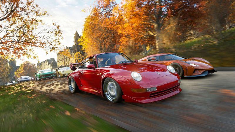 Pantallazo Forza Horizon 4