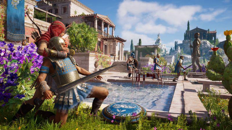 Pantallazo Assassin's Creed Odyssey