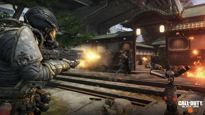 Pantallazo Call of Duty: Black Ops 4