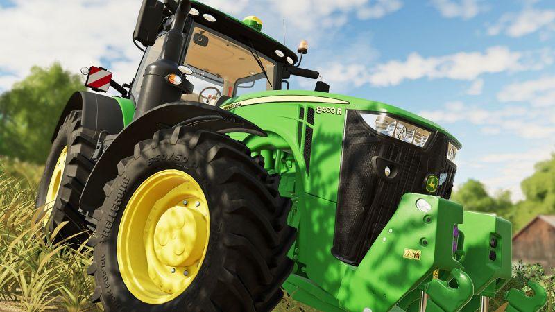 Pantallazo Farming Simulator 19
