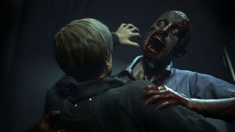 Pantallazo Resident Evil 2: Remake
