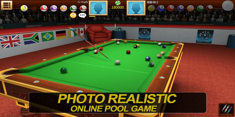 Pantallazo Real Pool 3D