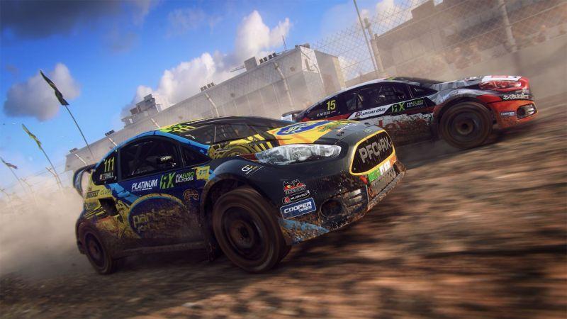 Pantallazo DiRT Rally 2.0
