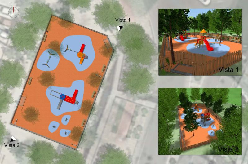 Pantallazo Landscape3Design