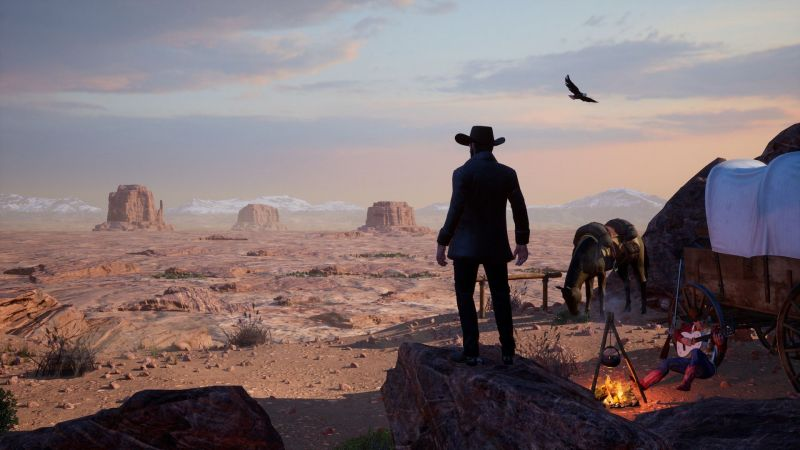 Pantallazo Outlaws of the Old West