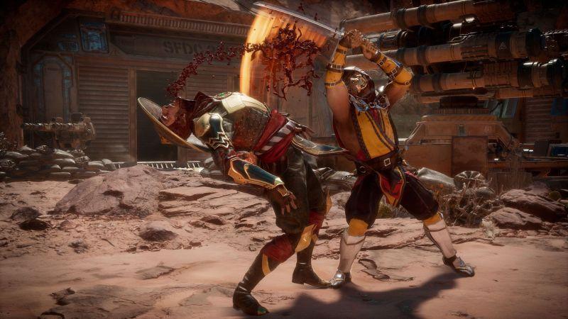 Pantallazo Mortal Kombat 11
