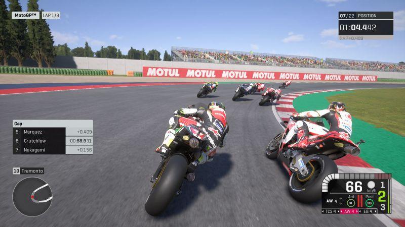 Pantallazo MotoGP 19