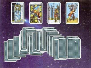 Pantallazo Power Tarot