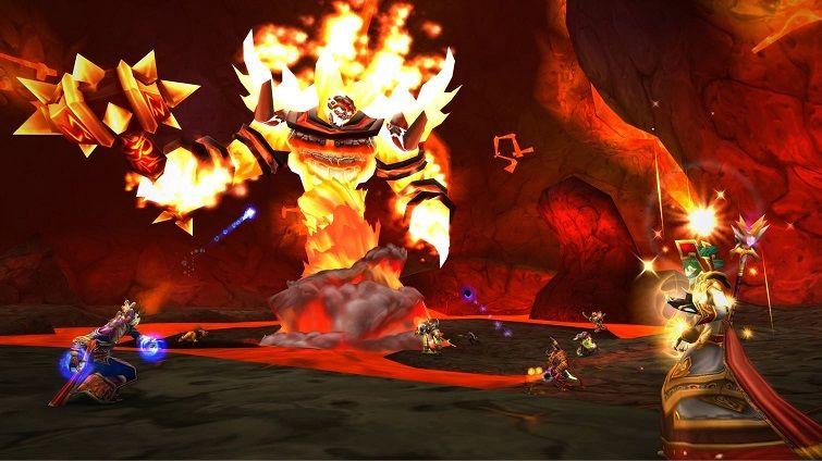 Pantallazo World of Warcraft Classic