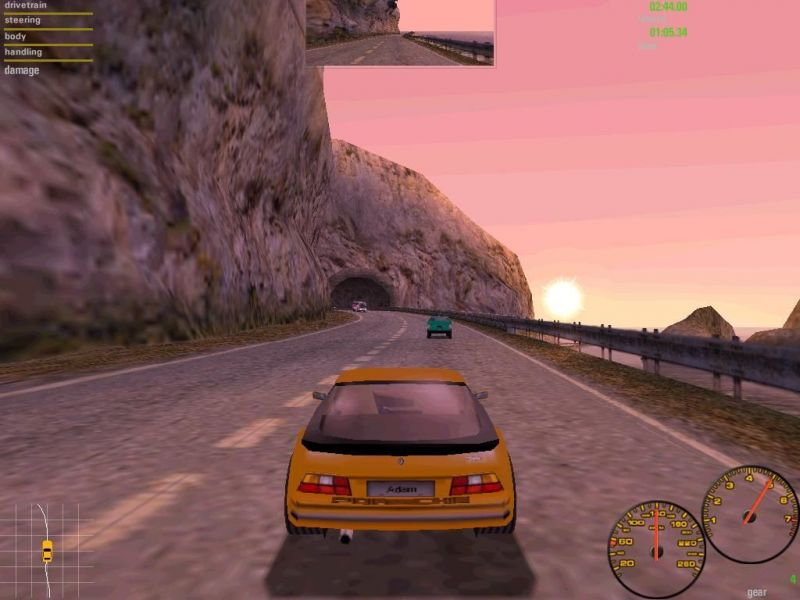 Pantallazo Need for Speed: Porsche Unleashed