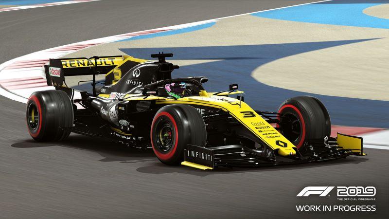 Pantallazo F1 2019