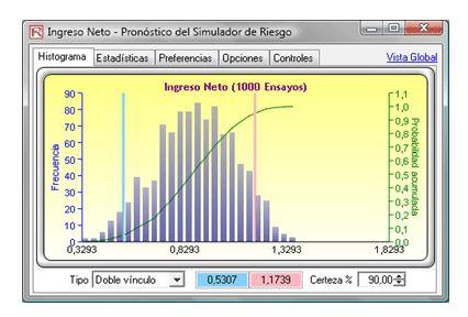 Pantallazo Risk Simulator