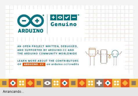 Pantallazo Arduino IDE