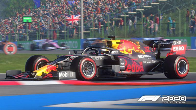 Pantallazo F1 2020
