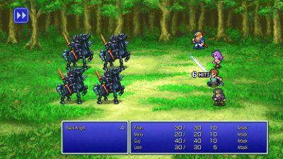 Pantallazo Final Fantasy II