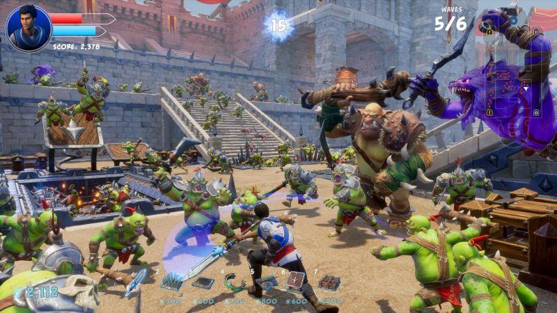 Pantallazo Orcs Must Die! 3