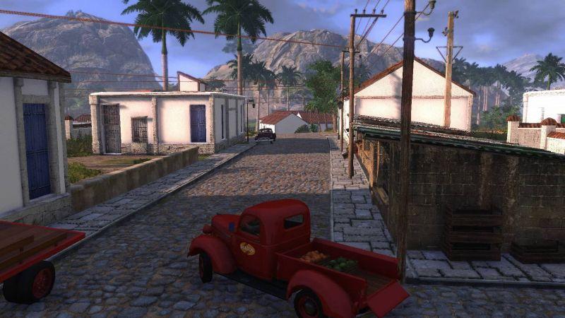 Pantallazo Trucker's Dynasty - Cuba Libre