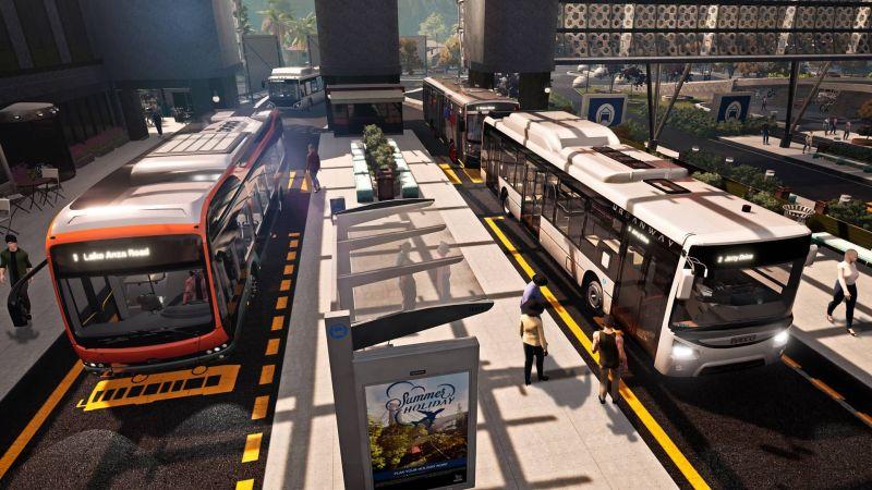 Pantallazo Bus Simulator 21