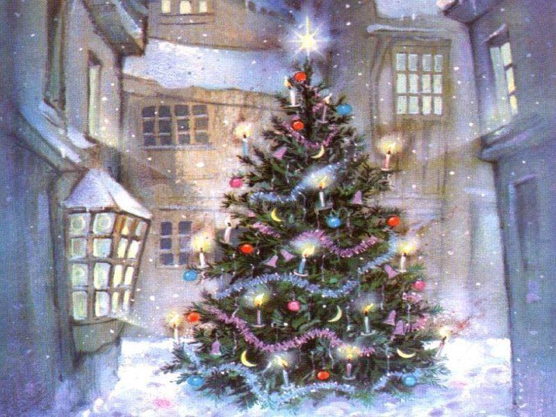 Descargar Fondo Arbol De Navidad Gratis Para Windows