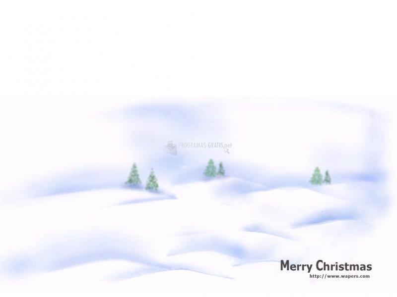 Pantallazo Merry Christmas Wallpaper