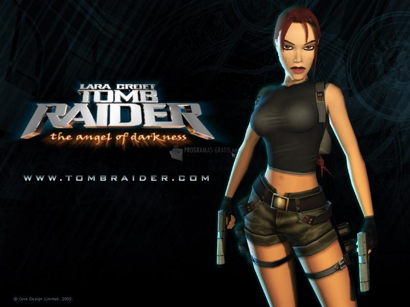 Pantallazo Fondo Tomb Raider