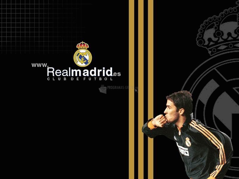 Pantallazo Fondo de pantalla Real Madrid
