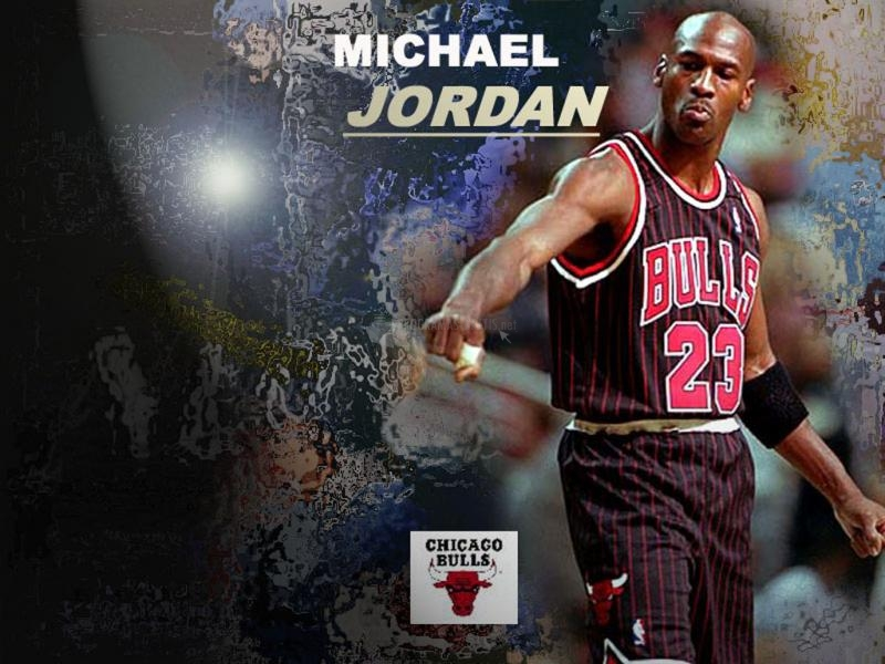 Pantallazo Michael Jordan Wallpaper