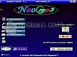 Pantallazo NeoMp3 Gestor de Música