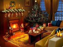 Pantallazo Night Before Christmas 3D ScreenSaver