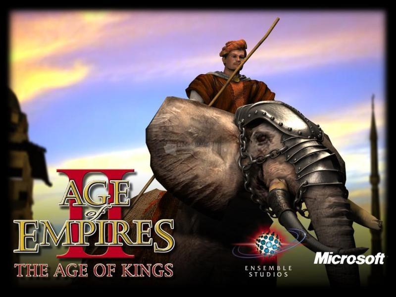 Pantallazo Age of Empires Wallpaper
