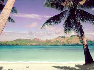 Pantallazo Free Living Beaches SSaver