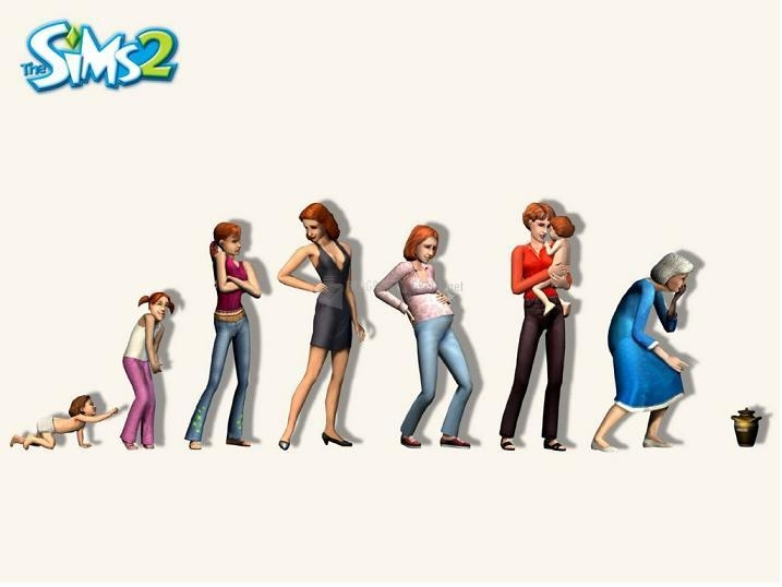 Captura The Sims 2 Screensaver
