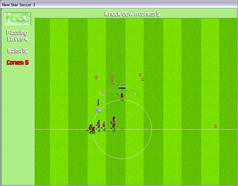 Pantallazo New Star Soccer 3