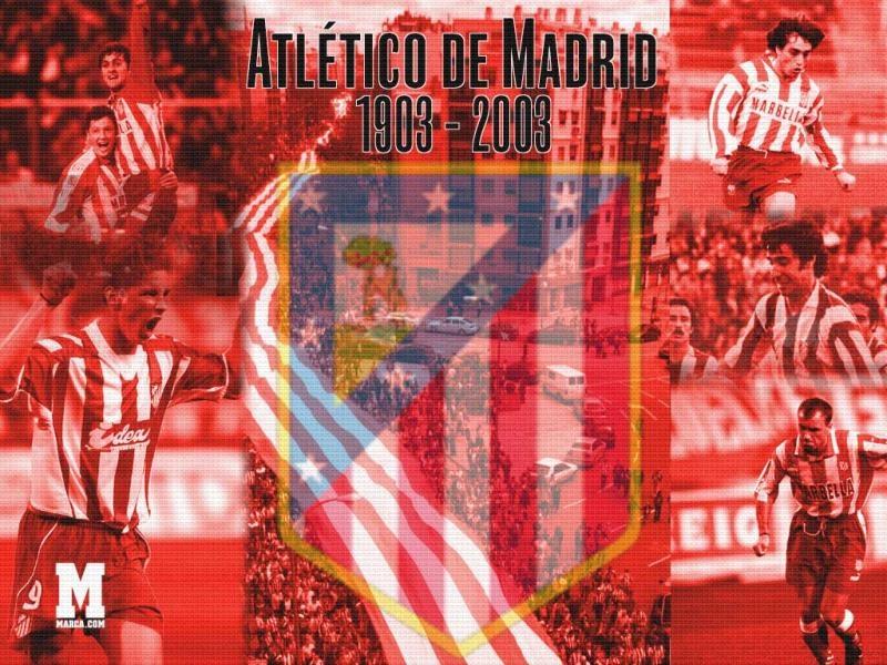 Pantallazo Fondo Centenario Atletico de Madrid