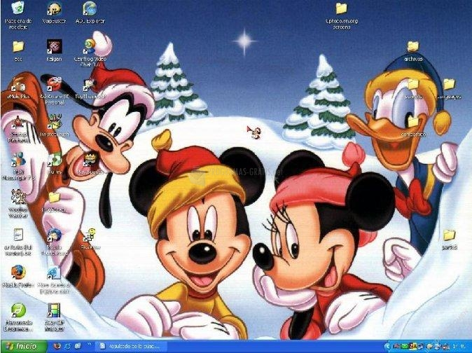 Pantallazo Disney Christmas