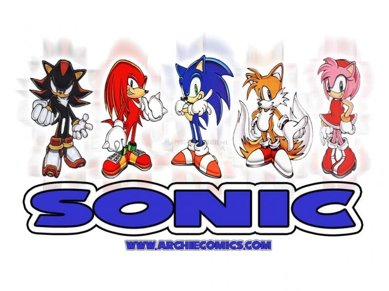 Pantallazo Sonic Wallpaper
