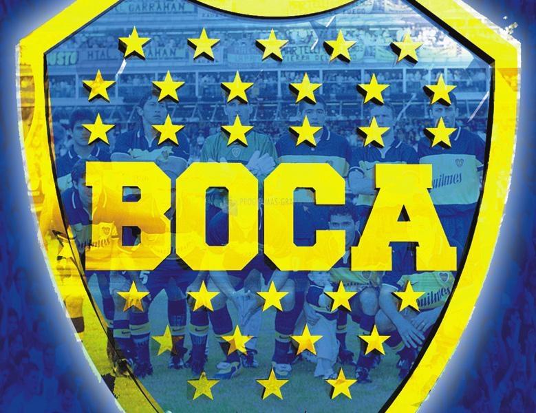 Pantallazo Fondo de Escritorio Boca Juniors