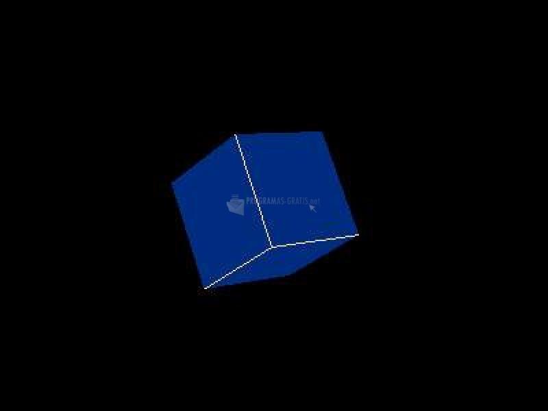 Pantallazo Flying Cube