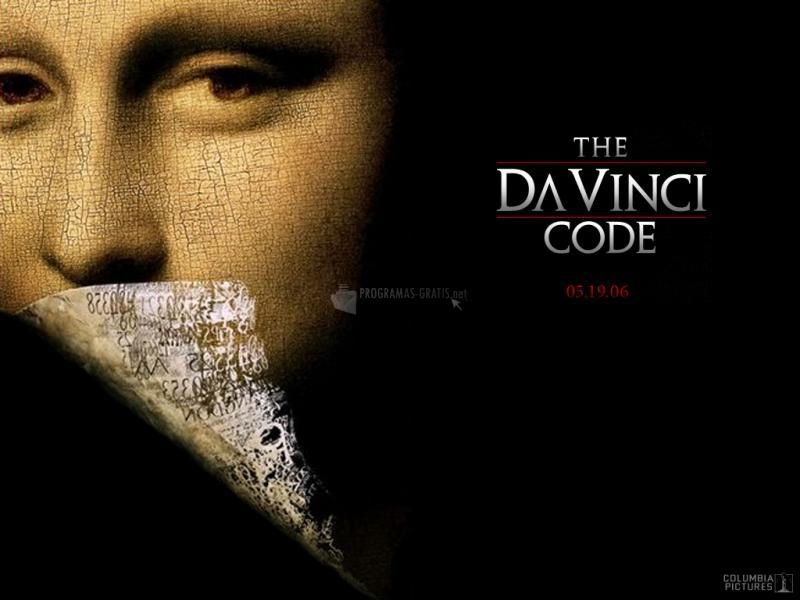 Pantallazo Fondo de pantalla Código da Vinci