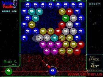 Pantallazo Bubble Puzzle 97