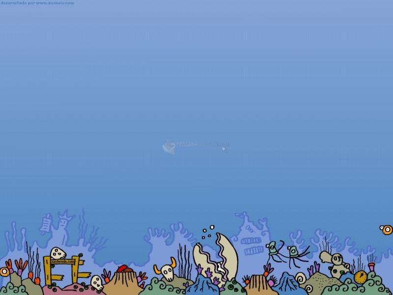 Pantallazo The Bulls Running Under Water I