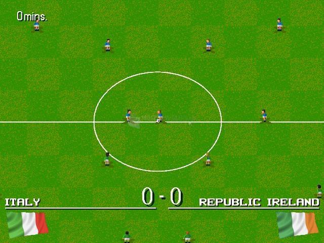 Pantallazo Yoda Soccer