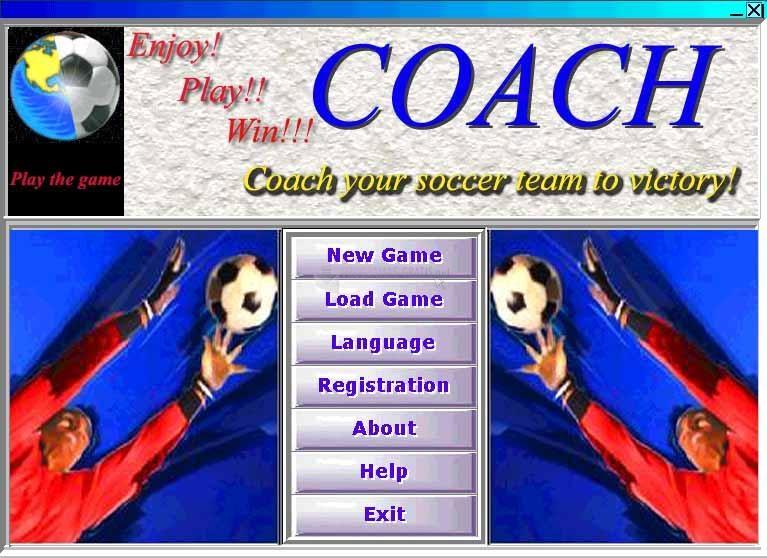 Pantallazo ActualCoach English Leagues