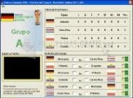 Pantallazo Fixture Alemania 2006