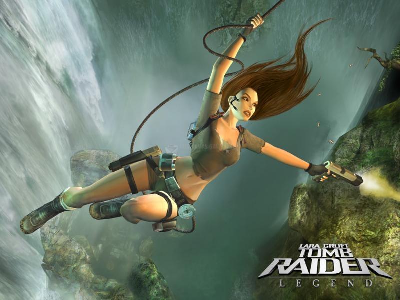Pantallazo Fondo Tomb Raider: Legend 1