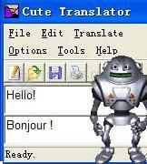 Pantallazo Cute Translator