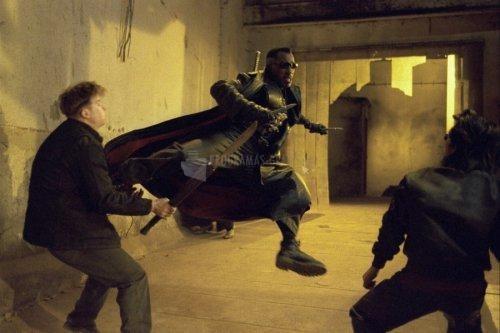 Pantallazo Blade II: Salvapantallas