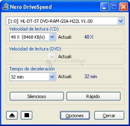 Foto Nero DriveSpeed