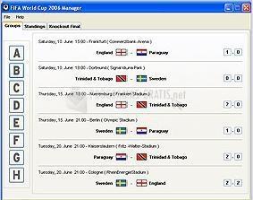 Pantallazo FIFA World Cup 2006 Manager